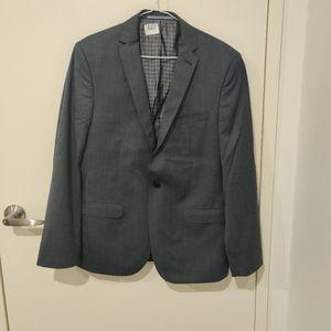 CHARCOAL GREY blazer BY BEN SHERMAN